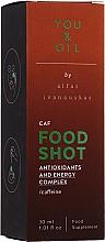 Perfumería y cosmética Complemento alimenticio complejo antioxidante y energético con cafeína - You & Oil Food Shots Caffeine Antioxidants And Energy Complex