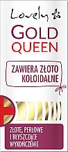 Perfumería y cosmética Fortalecedor de uñas - Lovely Gold Queen