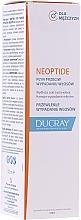 Perfumería y cosmética Loción anticaída de cabello sin aclarado - Ducray Neoptide Hair Loss Lotion Men