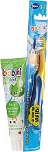 Perfumería y cosmética Set - Bobini (cepillo dental + pasta dental/75ml)