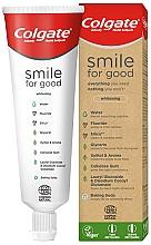Perfumería y cosmética Pasta dental blanqueadora - Colgate Smile For Good Whitening Toothpaste