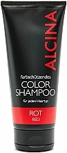 Perfumería y cosmética Champú colorante efecto brillante - Alcina Hair Care Color Shampoo