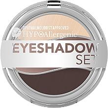 Perfumería y cosmética Sombras de ojos hipoalergénicas - Bell Hypo Allergenic Eyeshadow Set