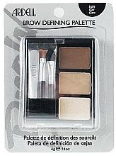 Perfumería y cosmética Kit para cejas - Ardell Brow Defining Palette