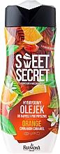 Perfumería y cosmética Aceite de ducha con canela y extracto de naranja - Farmona Sweet Secret Orange