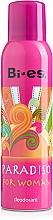 Perfumería y cosmética Desodorante spray con aroma a frutas exóticas - Bi-es Paradiso
