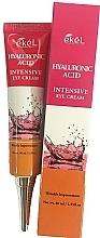 Perfumería y cosmética Crema contorno de ojos intensiva con ácido hialurónico - Ekel Hyaluronic Acid Intensive Eye Cream