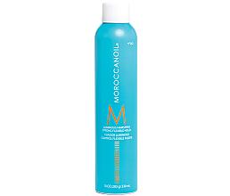 Perfumería y cosmética Laca luminosa antihumedad, fijación flexible fuerte - MoroccanOil Luminous Hairspray