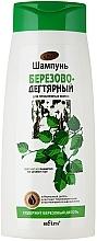 Perfumería y cosmética Champú natural con abedul y alquitrán - Bielita Shampoo