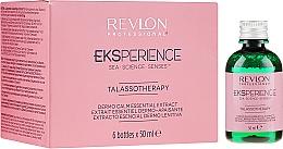 Perfumería y cosmética Aceite calmante para cuero cabelludo sensible con extracto de equinácea - Revlon Professional Eksperience Talassotherapy