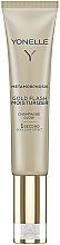 Perfumería y cosmética Gel facial iluminador de día con ácido hialurónico y trehalosa - Yonelle Metamorphosis Gold Flash Moisturizer Champagne Glow
