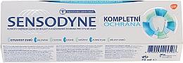 Perfumería y cosmética Pasta dental con flúor que alivia el dolor de la sensibilidad - Sensopdyne Toothpaste