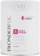 Perfumería y cosmética Polvo decolorante hasta 8 tonos - Revlon Professional Blonderful 8 Levels Lightening Powder