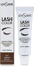Perfumería y cosmética Tinte para cejas y pestañas, sin oxidante - LeviSsime Lash Color