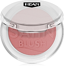 Perfumería y cosmética Colorete con partículas de perlas - Hean Satin Blush