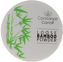 Perfumería y cosmética Polvo suelto de maquillaje con extracto de bambú - Constance Carroll Loose Bamboo Powder