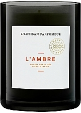 Perfumería y cosmética Vela perfumada - L'artisan Parfumeur L'Ambre