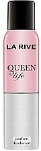 Perfumería y cosmética La Rive Queen of Life - Desodorante perfumado