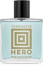 Perfumería y cosmética Vittorio Bellucci Veronesse Hero - Eau de toilette
