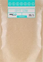 Perfumería y cosmética Exfoliante corporal con polvo de café y aceite de almendras - MineTan Coffee Scrub
