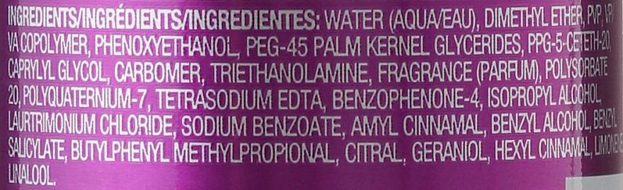 Spray voluminizador de cabello con linalol, fijación ligera y acabado natural - Tigi Superstar Queen For A Day Thickening Spray  — imagen N3