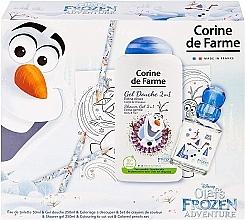 Perfumería y cosmética Corine de Farme Olaf - Set (edt/50ml + gel de ducha 2en1/250ml + accesorios)