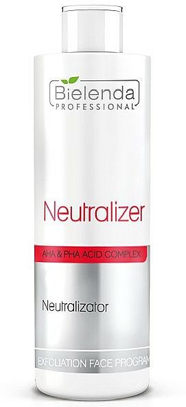 Neutralizador de ácido - Bielenda Professional Exfoliation Face Program Neutralizer