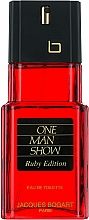 Perfumería y cosmética Bogart One Man Show Ruby Edition - Eau de toilette