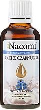 Perfumería y cosmética Aceite para rostro y cuerpo de comino negro - Nacomi Olej Z Czarnuszki Złoto Faraonów