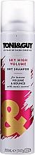 Perfumería y cosmética Champú seco para volumen - Toni & Guy Glamour Dry Shampoo For Volume