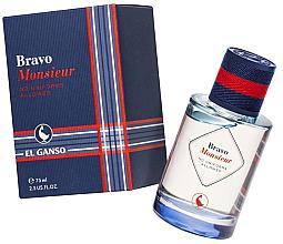 Perfumería y cosmética El Ganso Bravo Monsieur - Eau de toilette