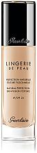 Perfumería y cosmética Base de maquillaje ligera e hidratante, acabado natural - Guerlain Lingerie De Peau Natural Perfection Skin-Fusion Texture