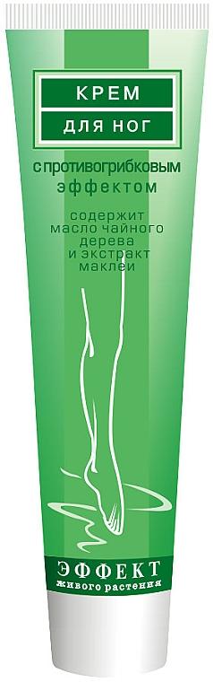 Crema antifúngica para pies con aceite de árbol de té y extracto de maclea - Fitodoctor