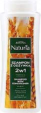 Perfumería y cosmética Champú y acondicionador con trigo - Joanna Naturia Shampoo With Conditioner With Wheat