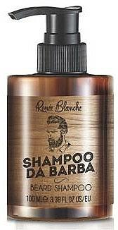Champú para barba refrescante con fórmula delicada - Renee Blanche Shampoo Da Barba Beard Shampoo — imagen N1