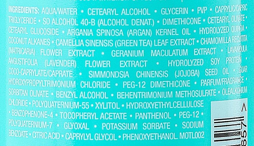 Loción capilar con proteínas de quinoa y aceite de argán sin aclarado - Moroccanoil Thickening Lotion For Fine To Medium Hair — imagen N3