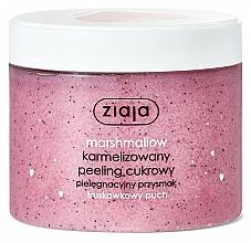 Perfumería y cosmética Exfoliante corporal a base de azúcar, nube de algodón - Ziaja Sugar Body Peeling