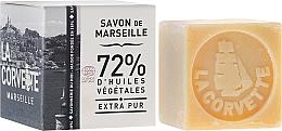Perfumería y cosmética Jabón natural con aceites vegetales - La Corvette Savon de Marseille Extra Pur