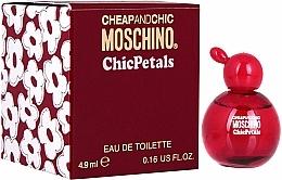 Perfumería y cosmética Moschino Cheap And Chic Chic Petals - Eau de toilette (mini)