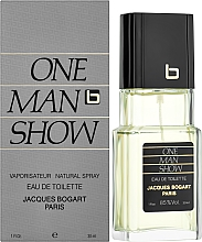 Bogart One Man Show - Eau de toilette spray — imagen N2