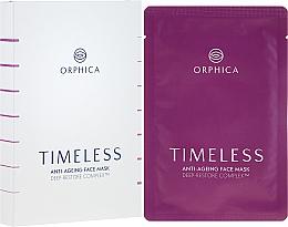 Perfumería y cosmética Mascarilla facial antiedad - Orphica Timeless Anti-Ageing Face Mask