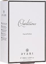 Perfumería y cosmética Eau de parfum - Avant Quintessence