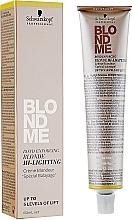 Perfumería y cosmética Crema aclarante para cabello - Schwarzkopf Professional BlondMe Hi-Lighting