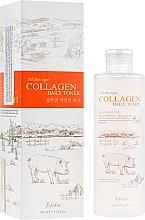 Perfumería y cosmética Tónico facial de colágeno - Esfolio Collagen Daily Toner