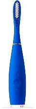 Perfumería y cosmética Cepillo dental eléctrico sónico de silicona, azul - Foreo Issa 2 Cobalt Blue