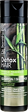Perfumería y cosmética Champú con extracto de bambú - Dr. Sante Detox Hair