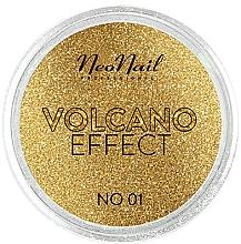 Perfumería y cosmética Brillo para decoración de uñas efecto volcán - NeoNail Professional Volcano Effect