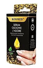 Perfumería y cosmética Sérum oleoso para uñas y cutículas enriquecido con vitaminas y aceite de árbol de té - Kosmed Serum Oil J'Adore