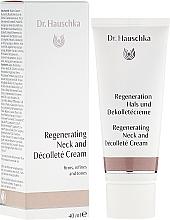 Perfumería y cosmética Crema regeneradora para cuello y escote - Regeneration Hals und Dekolletécreme