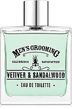 Perfumería y cosmética Scottish Fine Soaps Men's Grooming Vetiver & Sandalwood - Eau de toilette